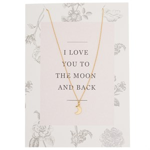 I love you to the moon + moon